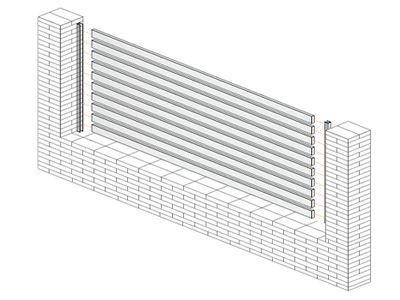 SLAT DRAWING STANDARD