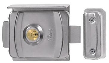 Automatic Gate Locks